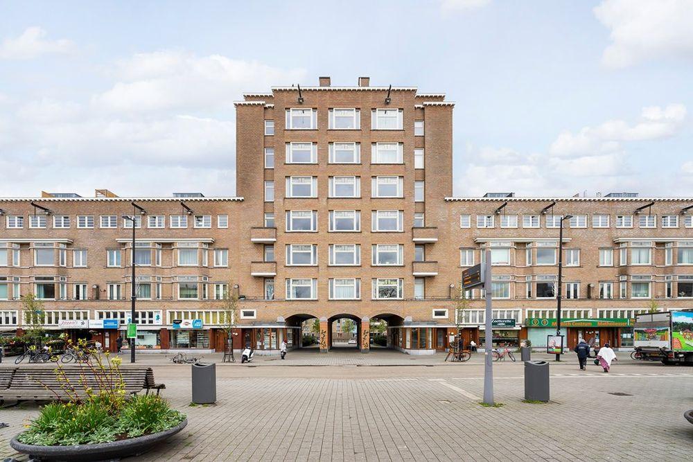 Mathenesserplein 16, Rotterdam