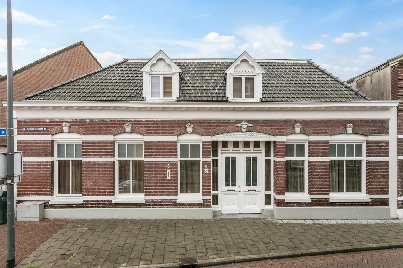 Kalsdonksestraat 1, Roosendaal