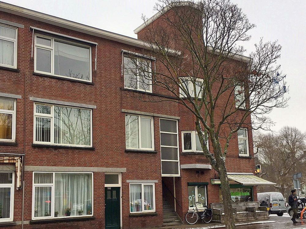 Oudemansstraat, Den Haag