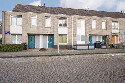 J.G. Suurhoffstraat 54, Amsterdam