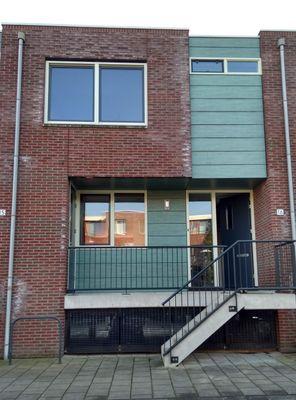 Salawatihof 16, Utrecht