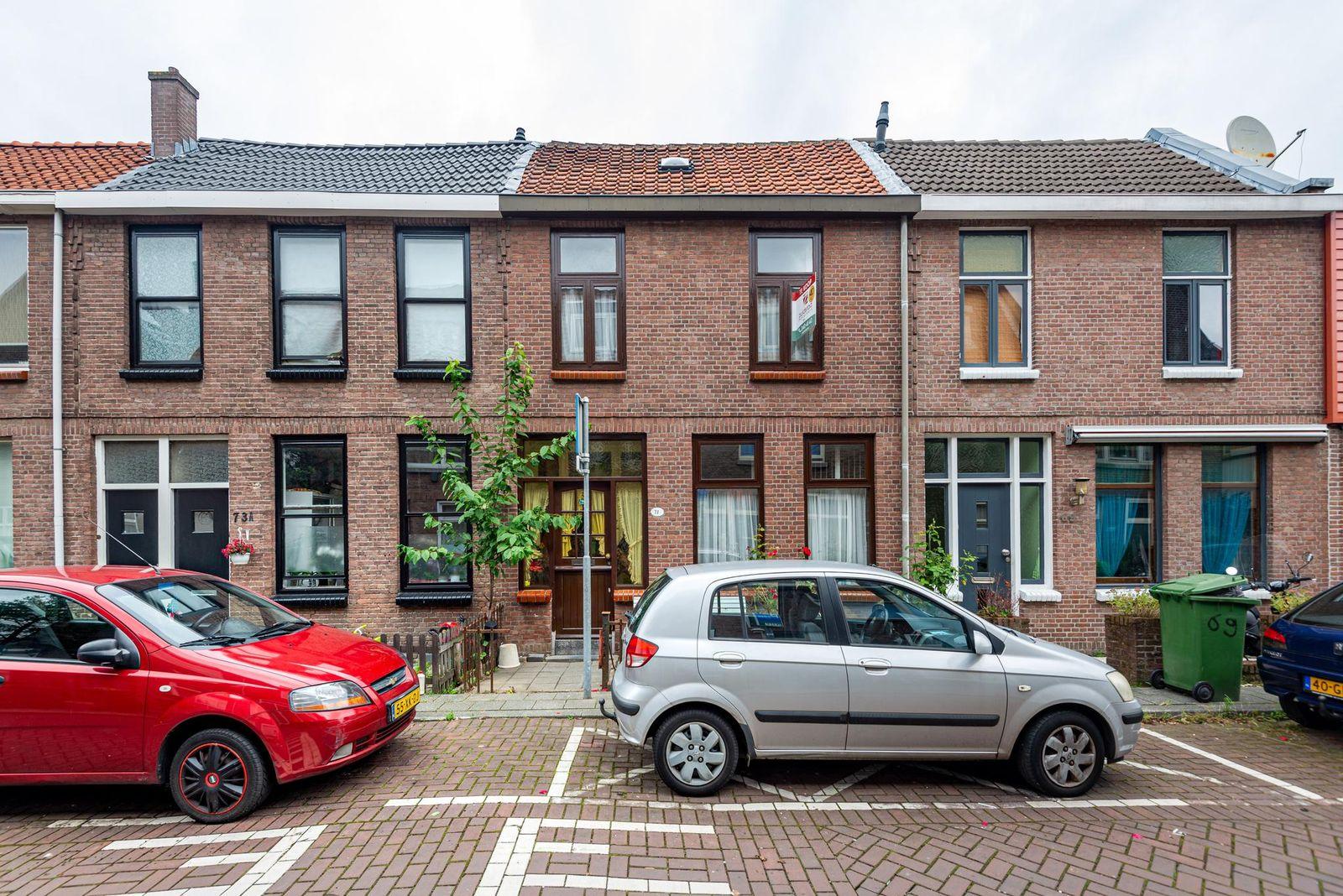 Heer Danielstraat 71, Rotterdam