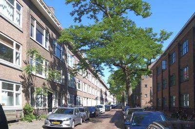 Borgesiusstraat 63-II, Rotterdam