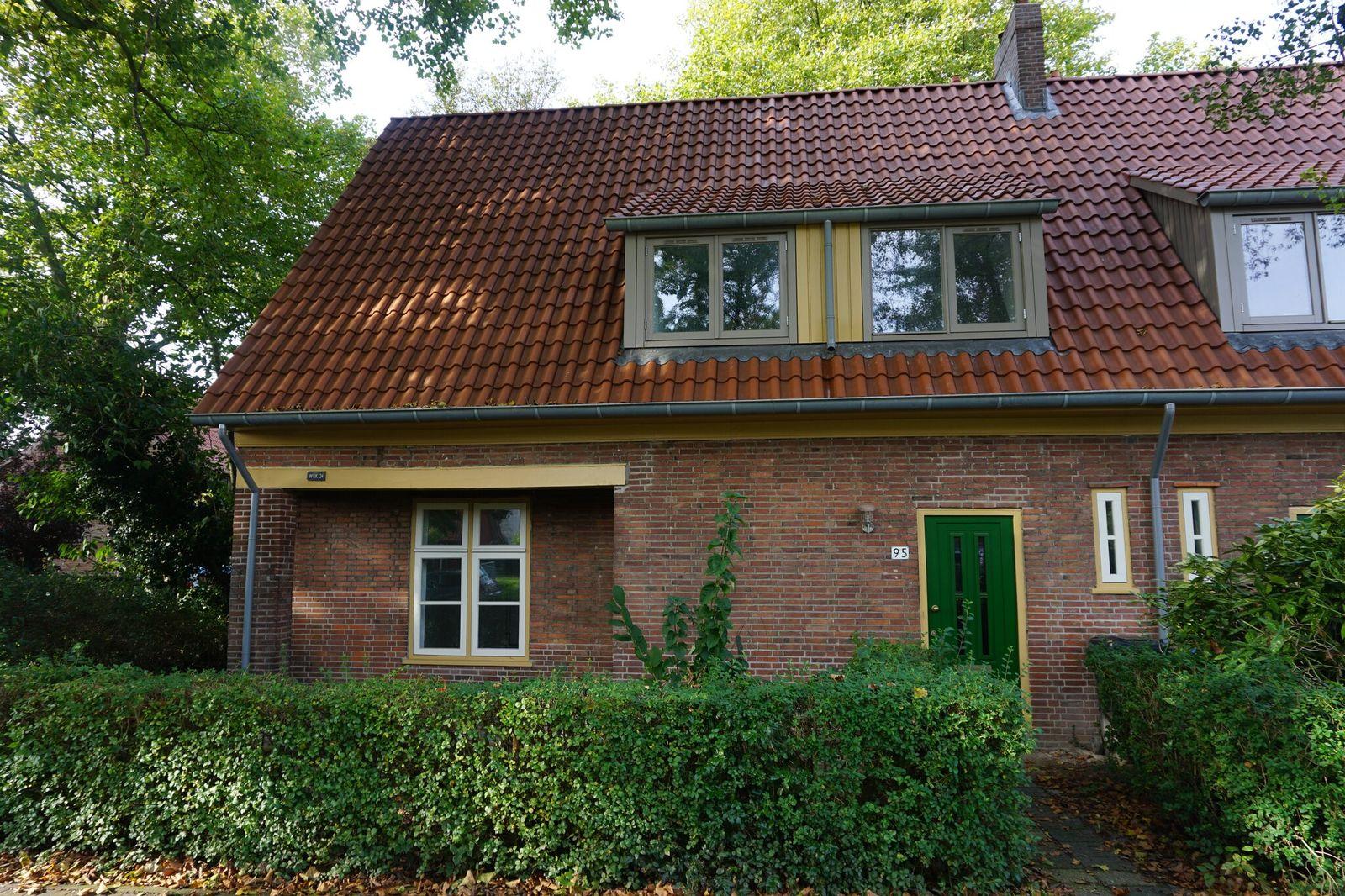 Langegeer 95, Rotterdam