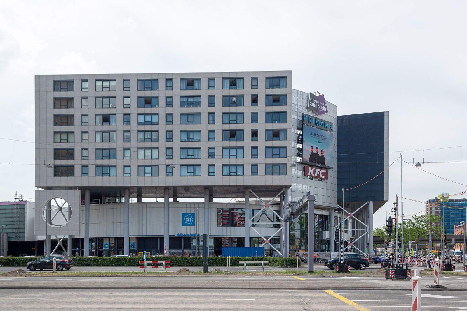Zuidplein 680, Rotterdam