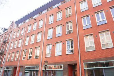 Vrolikstraat 28 C, Amsterdam