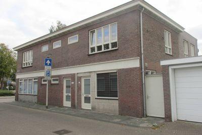 Van Roomenstraat, Roosendaal