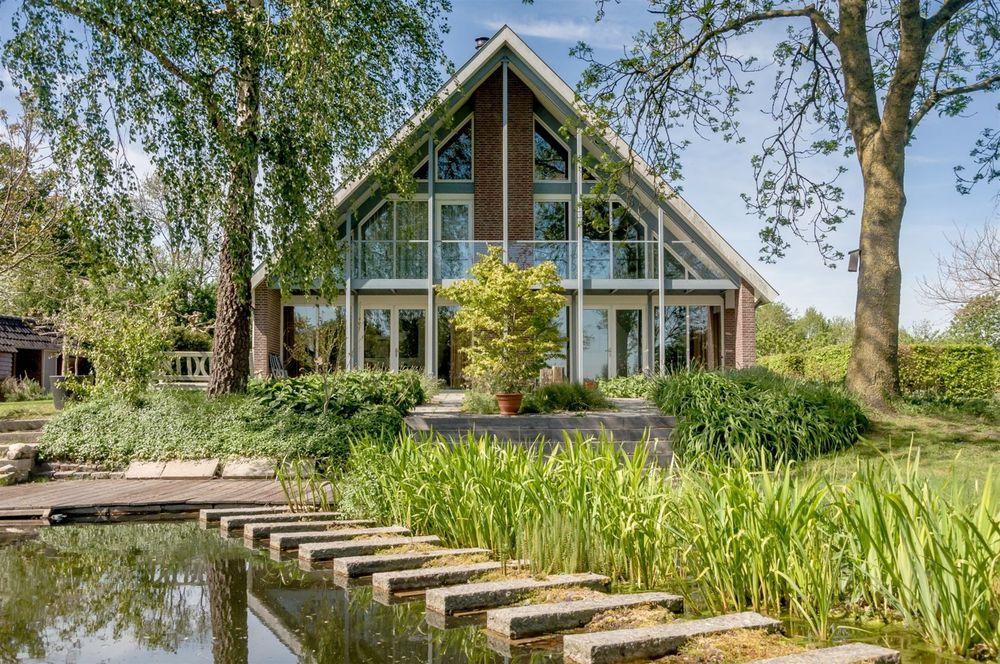 18 Prachtige Trappenhuizen : Nijeveense bovenboer koopwoning in nijeveen drenthe huislijn