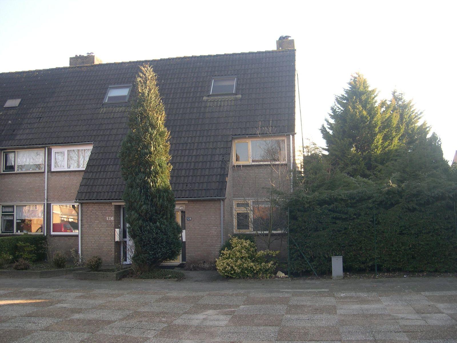 Spuilaan 128, Oudenbosch