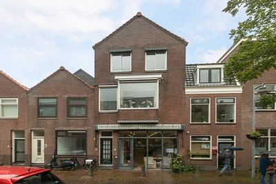 Wilhelminastraat 18 a, Gouda