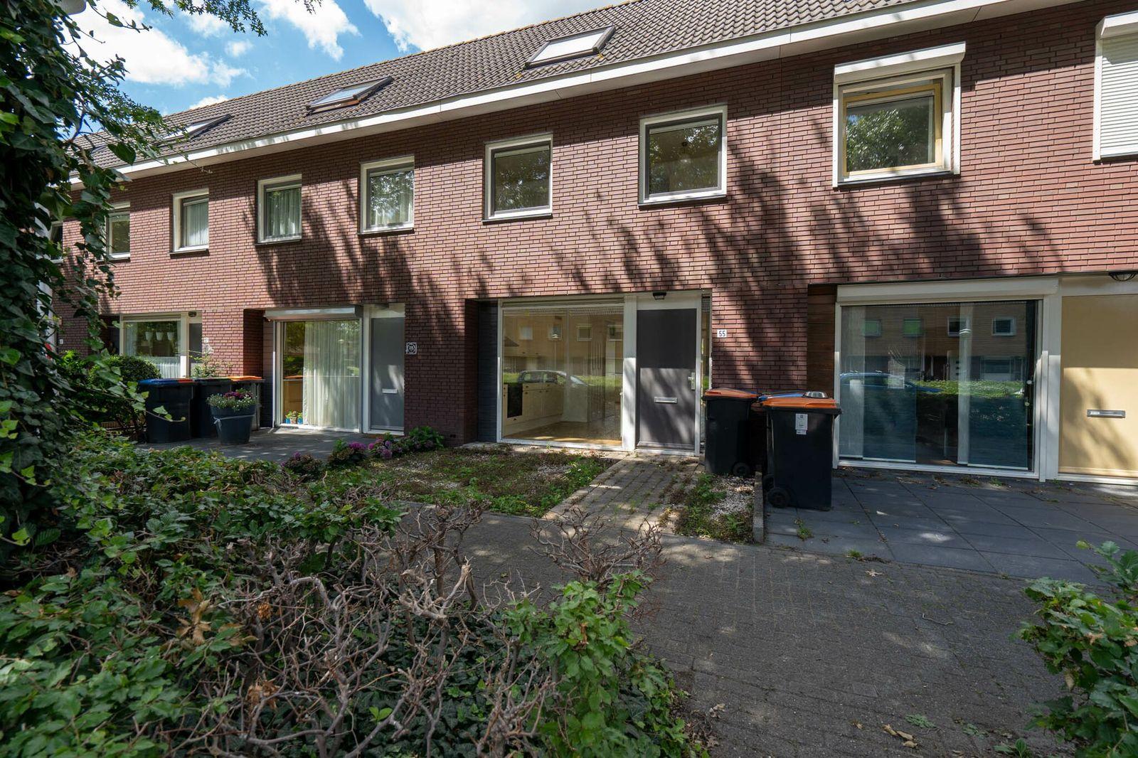 Roodeschoolstraat 55, Tilburg