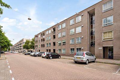 Boris Pasternakstraat 473, Amsterdam