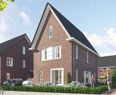 De Vos van Steenwijklaan 2a, Hoogeveen