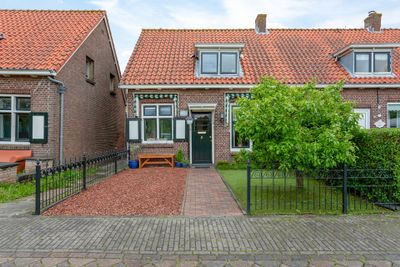 Bosstraat 5, Ridderkerk