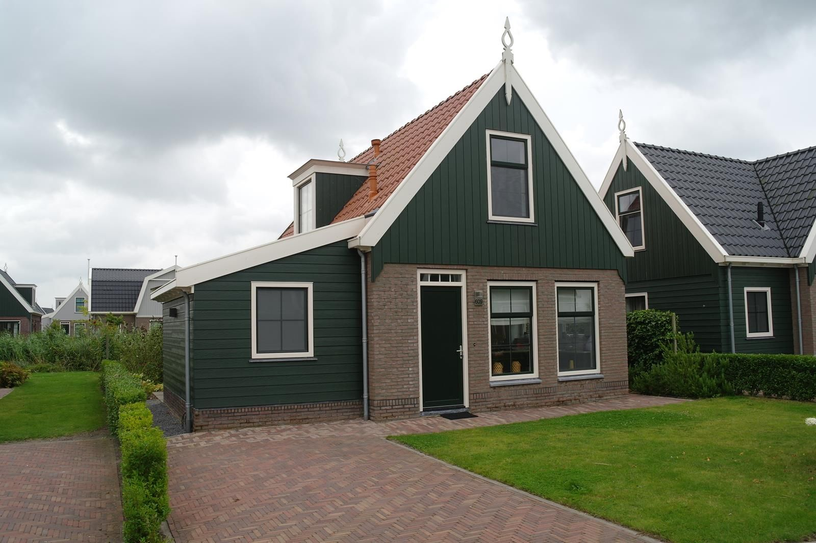 Zeedijk 2-609, Uitdam