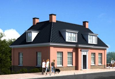 Dorpsstraat 199ong, Heerjansdam