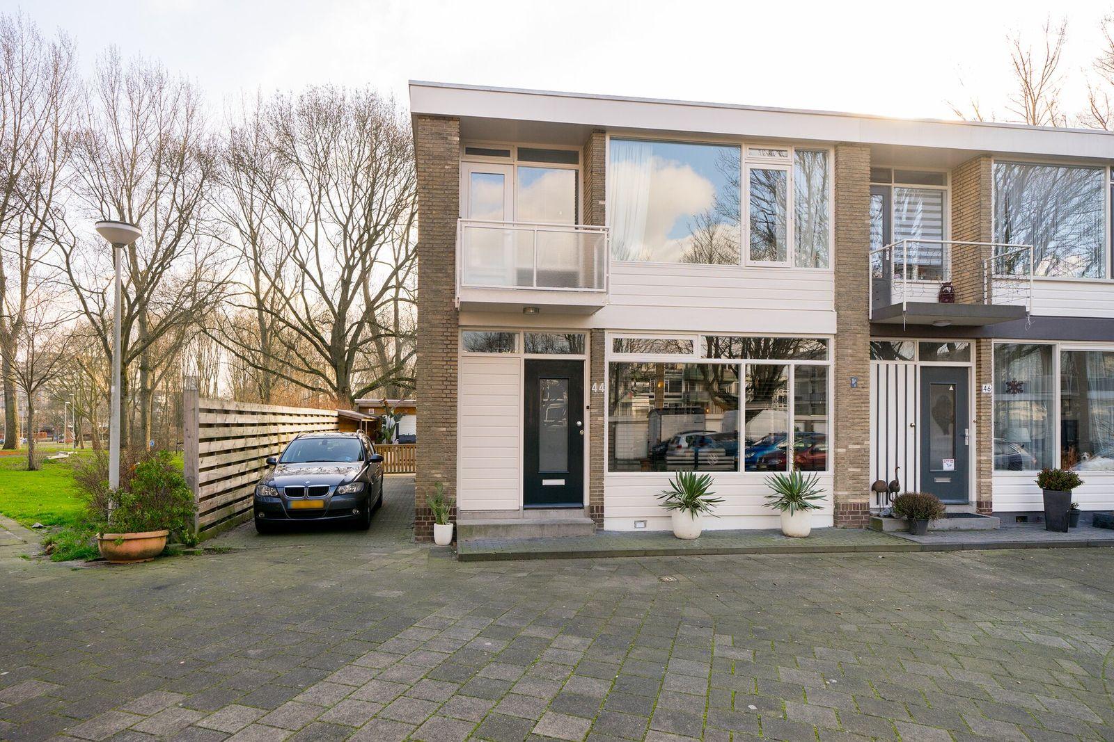 Pieter Woutersestraat 44, Rotterdam