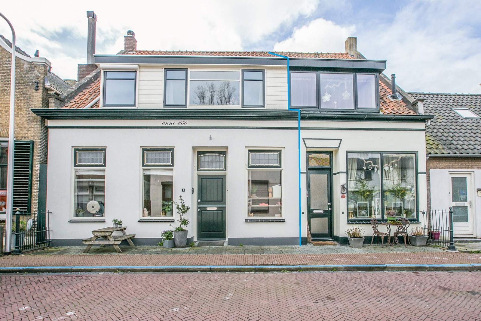 Stationsweg 3, Dirksland