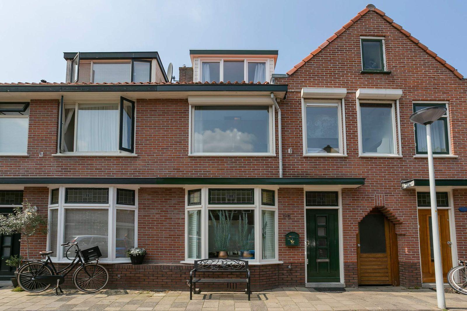 Balistraat 70, Leiden
