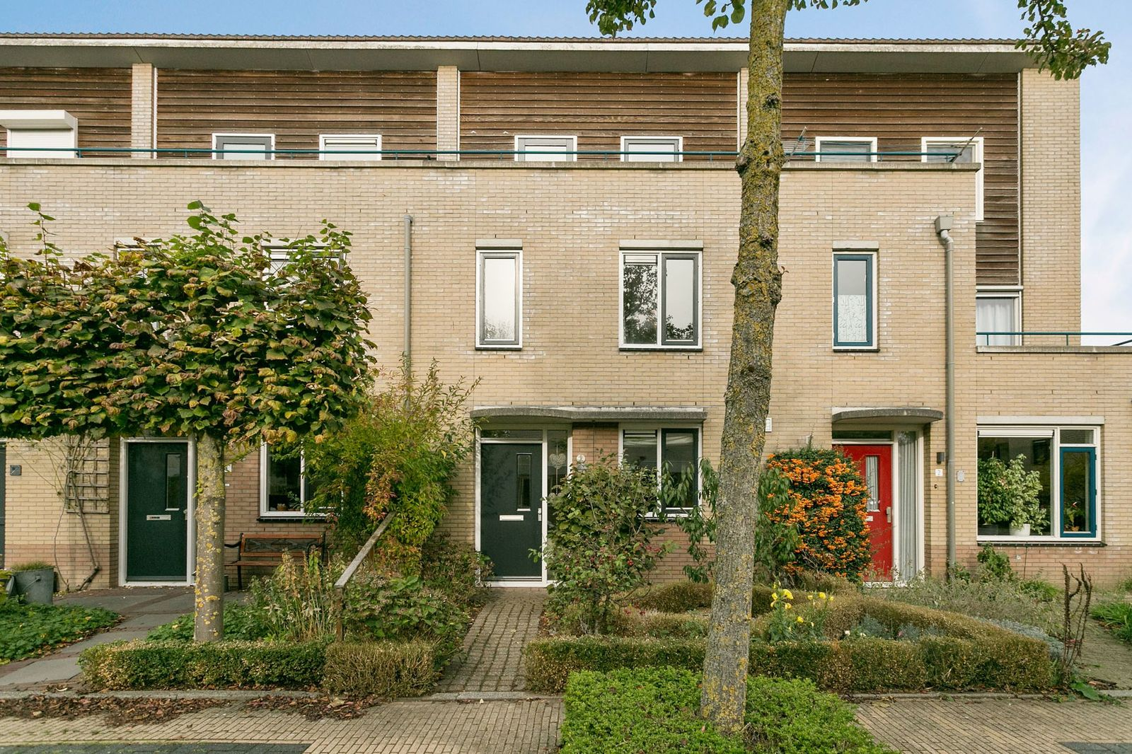 Leonard Roggeveenstraat 4, Wageningen