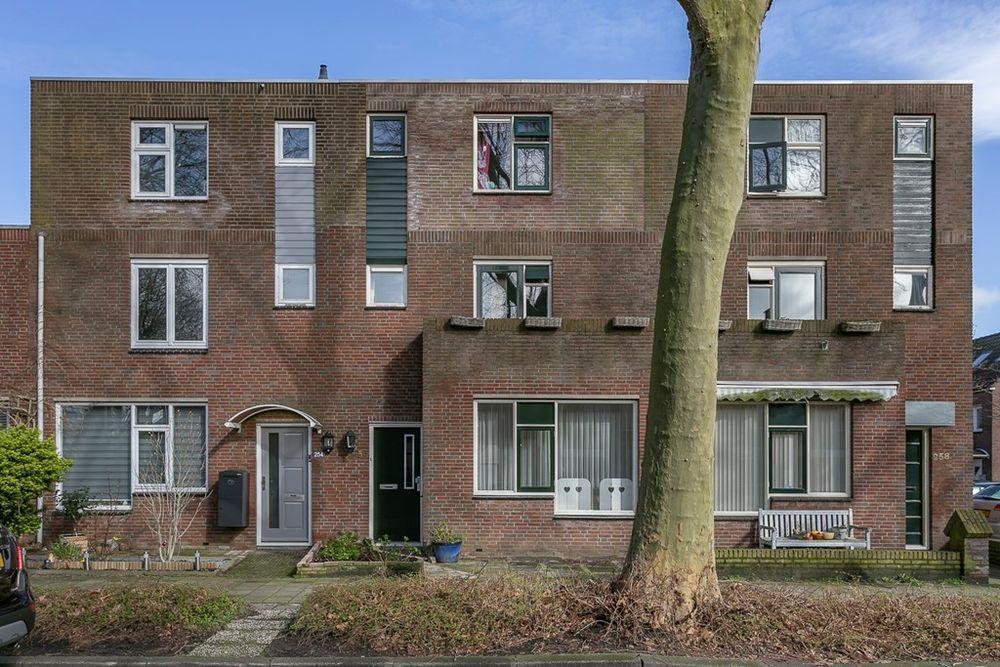 Vijverdreef 256, Zoetermeer