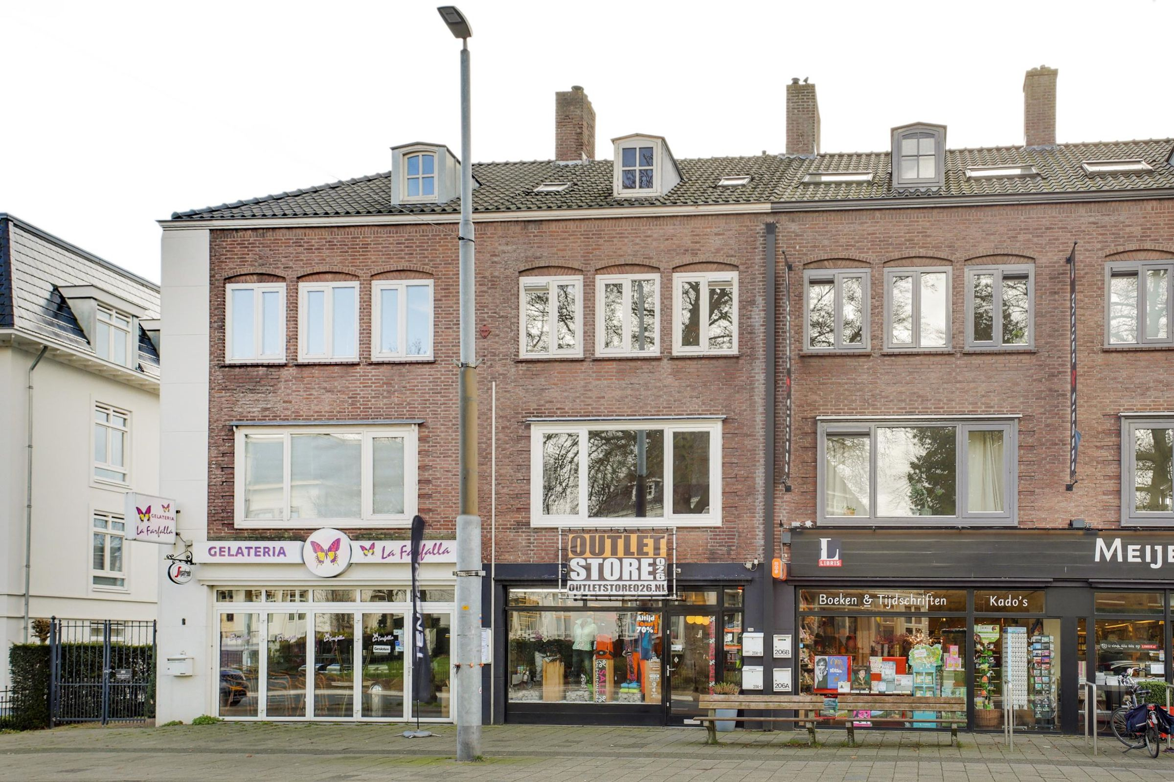 Utrechtseweg 2042, Oosterbeek