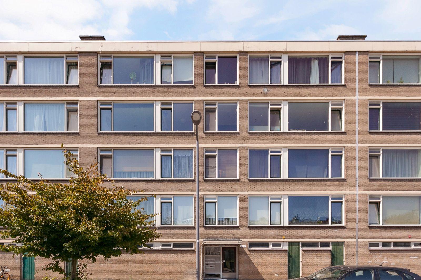 Marsmanstraat 22, Rotterdam