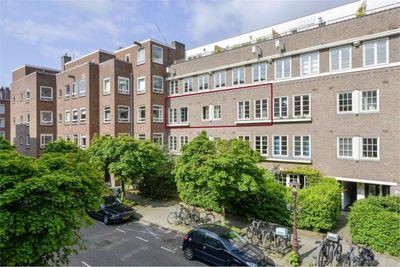 Danie Theronstraat 30B, Amsterdam