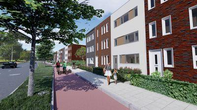 Koudekerkseweg Hof Berlage bouwnummer 13 0-ong, Vlissingen