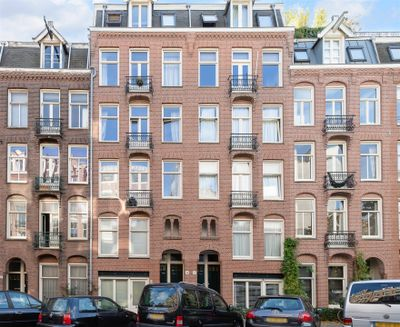 Van Ostadestraat 8A-hs, Amsterdam