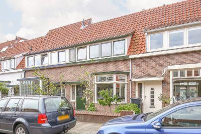 Gruttostraat 12, Haarlem