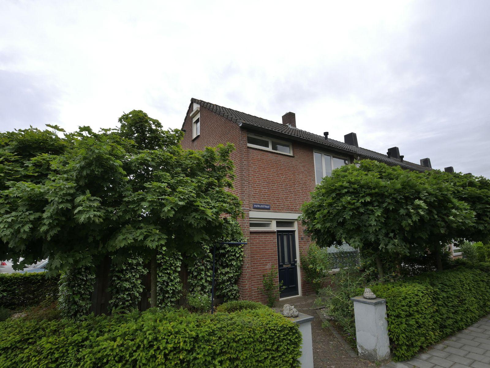 Patrijsstraat 1, Helmond