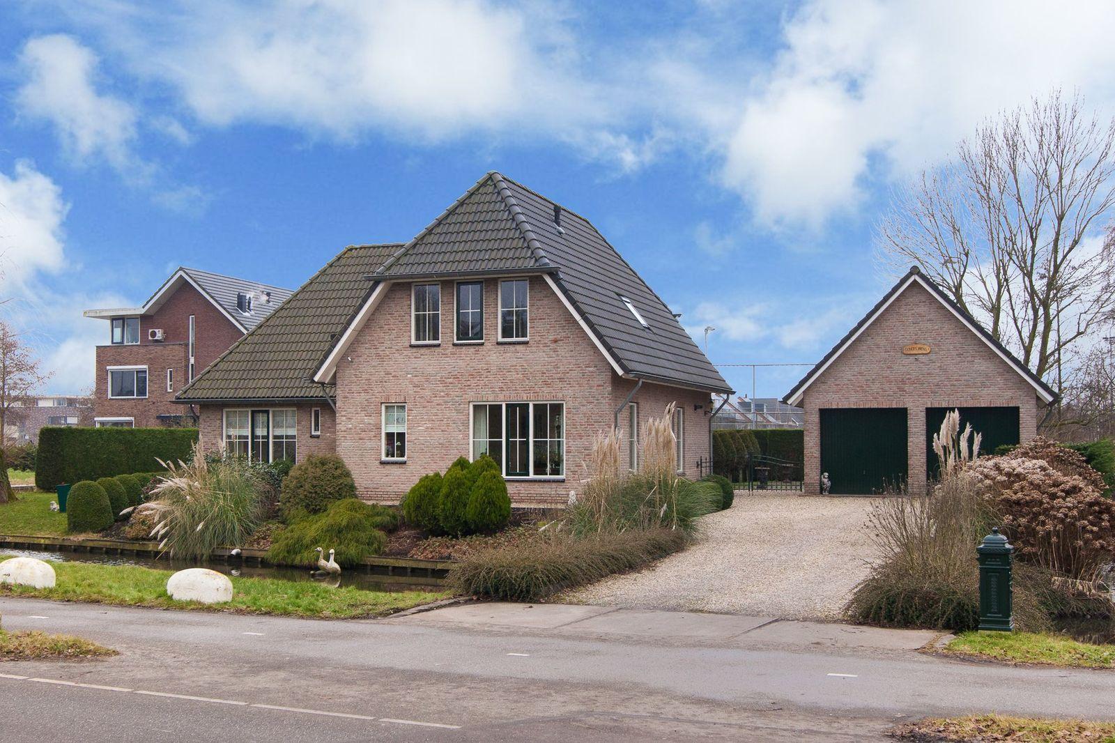 Oud Reeuwijkseweg 1, Reeuwijk