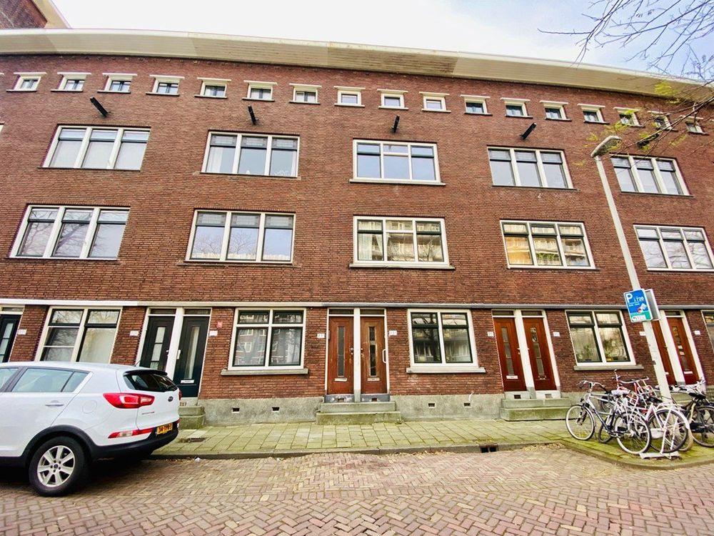 Borgesiusstraat, Rotterdam