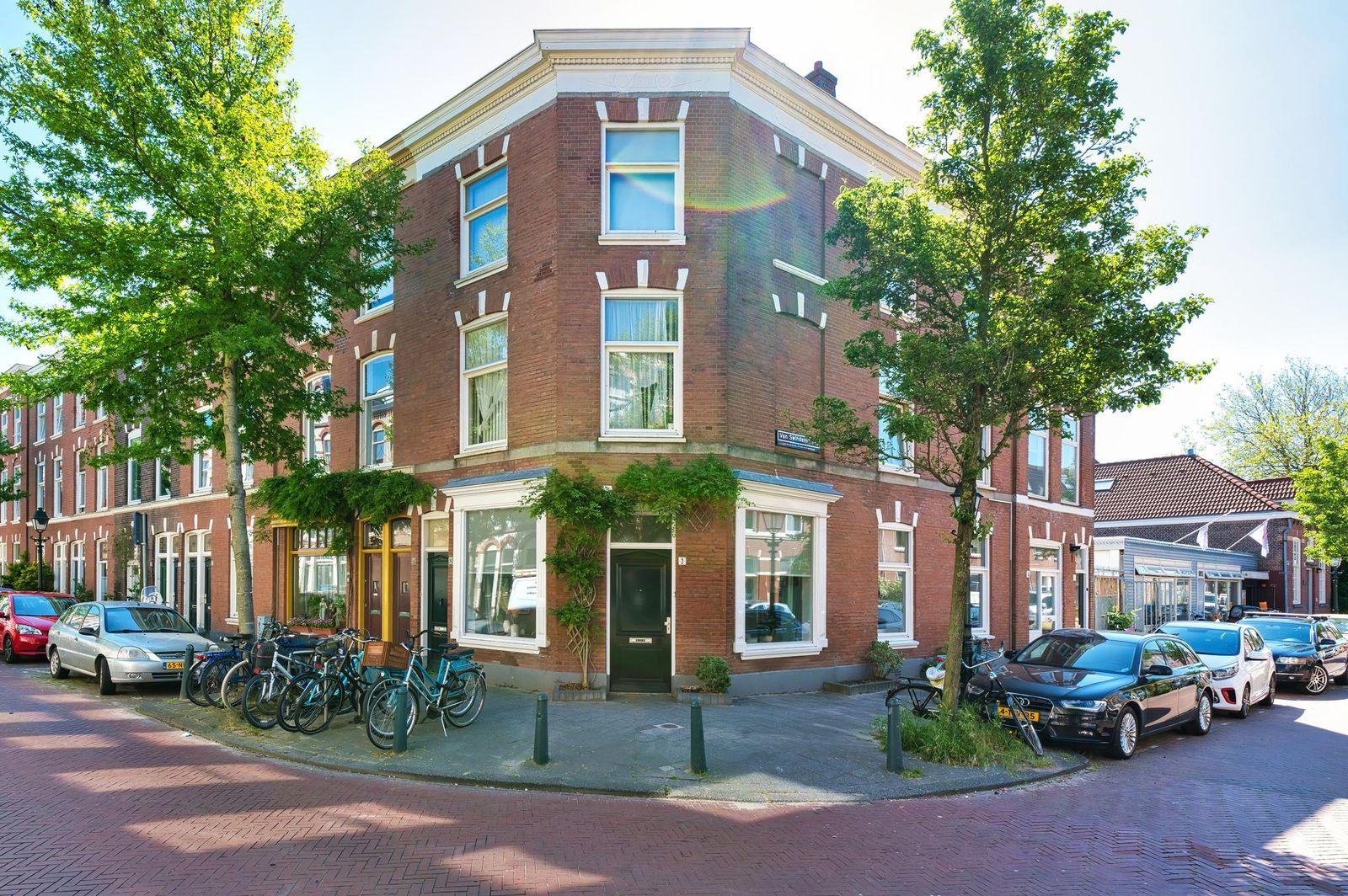 Van Swindenstraat 2, 's-gravenhage