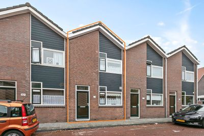 Javastraat 42, Leiden