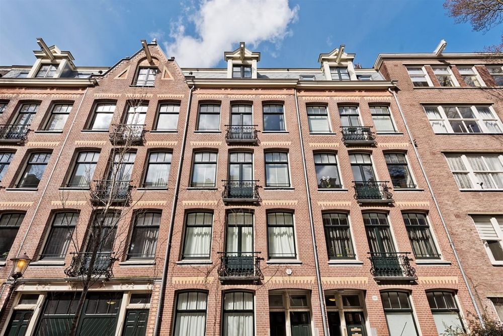 Vrolikstraat 291, Amsterdam