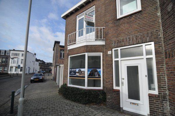Vredenburchstraat, Breda
