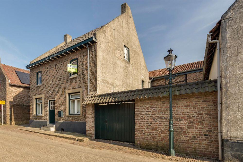 Karakteristieke Gewelfde Plafonds : Beekstraat 1 koopwoning in urmond limburg huislijn.nl