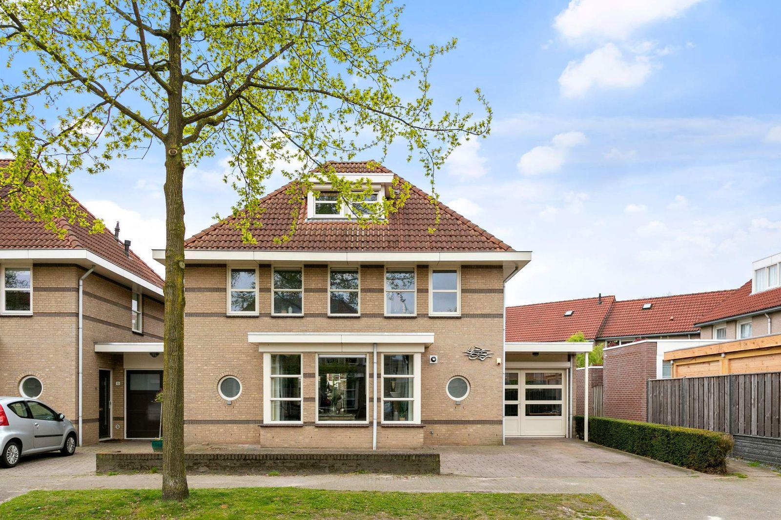 Pegbroekenlaan 18, Veldhoven