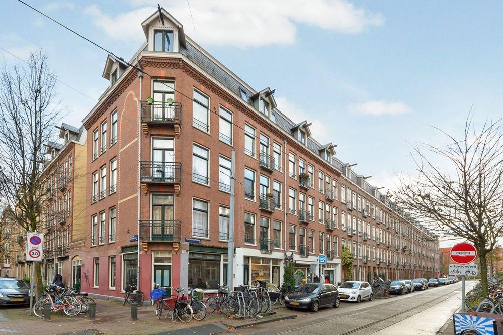 Van der Hoopstraat 95IV, Amsterdam