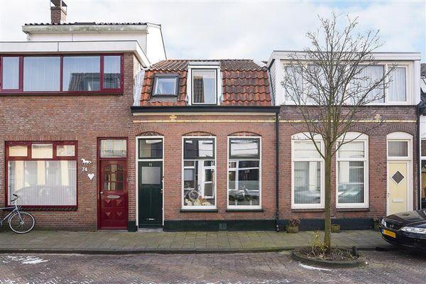 Generaal Bothastraat 72, Haarlem