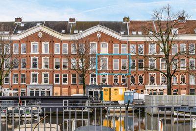 Marnixkade 48-II, Amsterdam