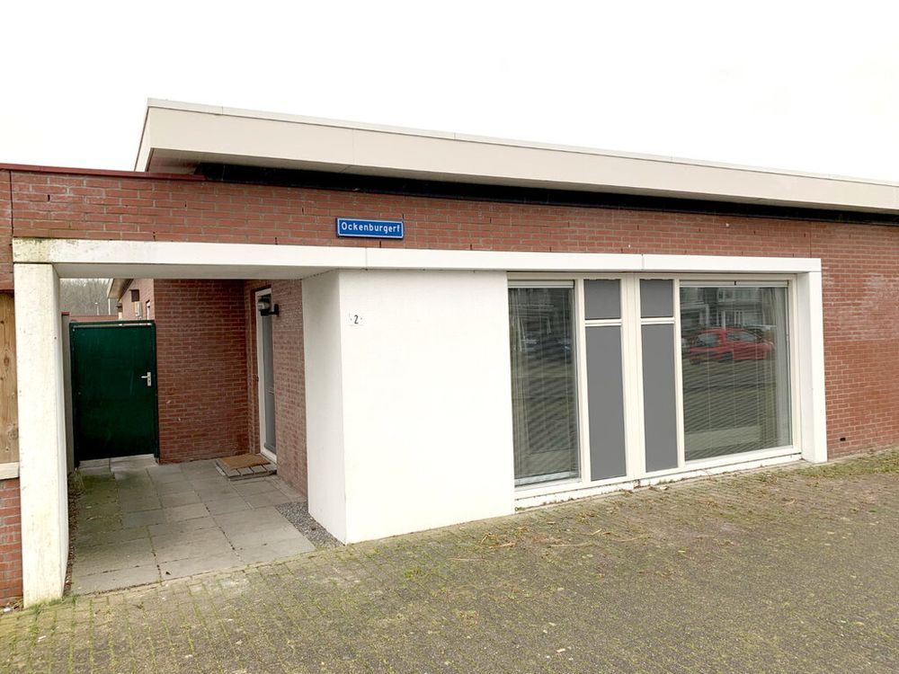 Ockenburgerf 2, Tilburg