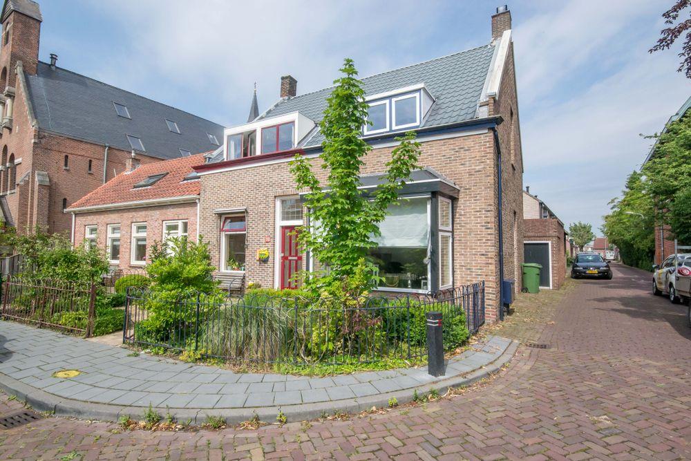 Kerkhoekstraat 67 koopwoning in yerseke zeeland for Starterswoning rotterdam