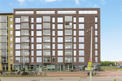 Haparandaweg 618, Amsterdam