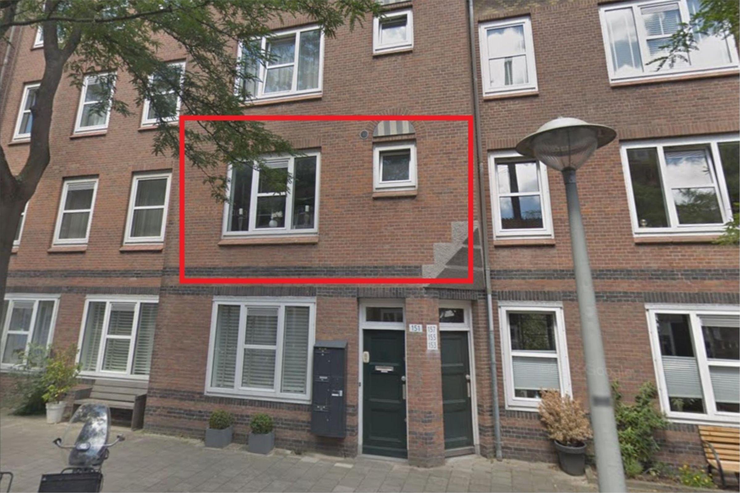 Vincent van Goghstraat 153, Amsterdam