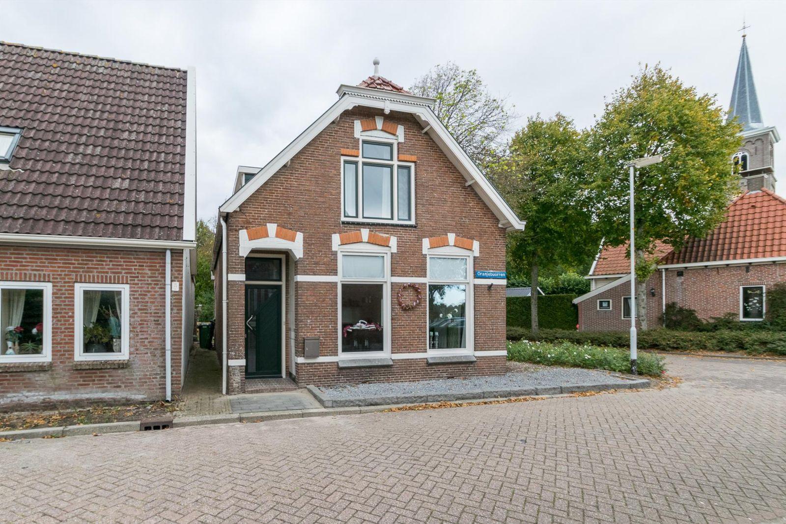 Oranjebuorren 2, Ternaard