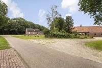 Gerritsweg 16, Mill