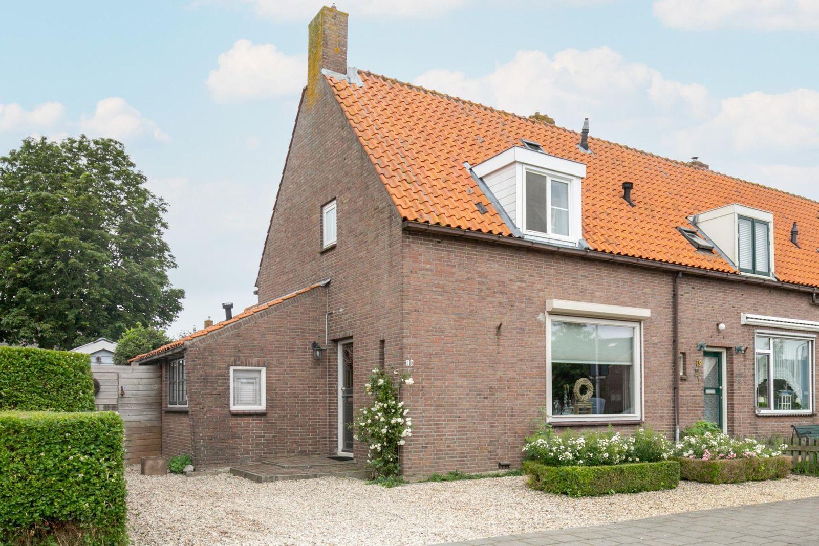 Kerkweg 18, Brandwijk
